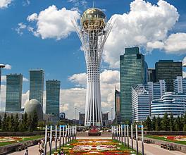 MBA25 in Nur-Sultan