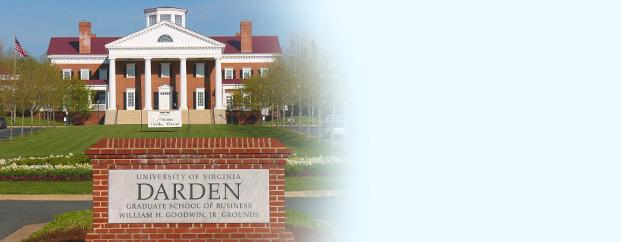 University of Virginia Darden School of Business